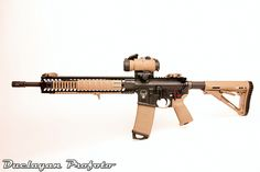 A thing of beauty.  AR15.  Spike's Tactical Lower and some Magpul furniture.