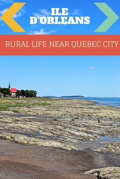 Discover Ile d'Orleans, a farming island near Quebec City where you can have a quiet escape, surrounded by delicious fresh produce and beautiful scenery. Read more: : Travel Info, Travel Ideas, Travel Tips, Asia Travel, Immigration Canada, Canadian Travel, Quebec City, City Break, Travel Images