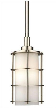 Industrial Hollywood Hills Mini Pendant light