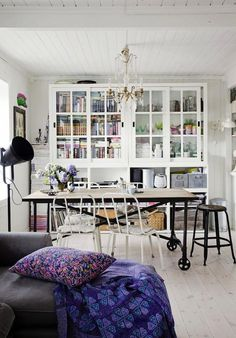 House Envy: Boho Chic - lark&linen