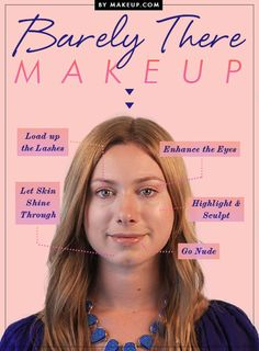 "We all strive for the ""no makeup"" makeup look, and it doesn't always look like we wanted to. This natural beauty makeup tutorial will help you get the look you were aiming for."