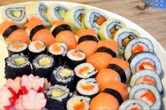 Sushi Platte B