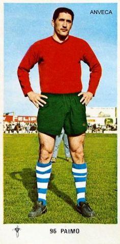 PAIMO - (R.C. Celta de Vigo - 1971-72) Ed. Ruiz Romero
