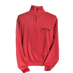 The most comfortable Cape Cod Quarter Zip Sweatshirt | LaBelle's