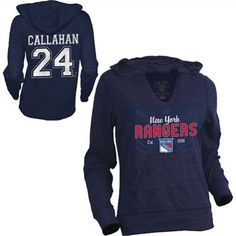NY Rangers Callahan Pullover Hoodie