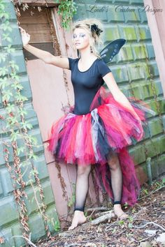 Adult Small Teens Ladies Bustle Style Dramatic #Halloween #costume www.loveitsomuch.com