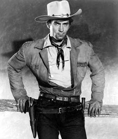 Clint Walker - Cheyenne (tv show)