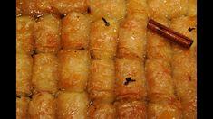 γαλακτομπουρεκάκια της κόλασης 2 ολοκληρωμένη συνταγή cuzinagias how to ...