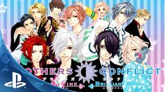 brothers conflict gameplay | Brothers Conflict: Precious Baby - Trailer (Otomate) PSVita - YouTube