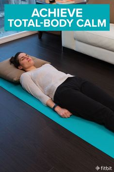 Achieve total-body calm in minutes with this progressive muscle relaxation guide.