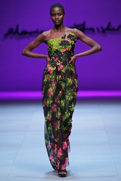 This year's Mercedes-Benz Fashion Week AFRICA (MBFWAfrica) promises to be a magnificent opportunity to view the trending 2015 fashion des. Modern Fashion, Fashion Design, Africa Fashion, Fashion Prints, Creations, Dress Up, African, Mercedes Benz, Style Inspiration