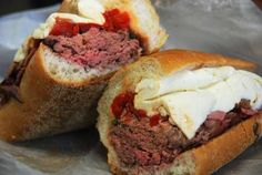 Bassett Deli & Caterers: Roast Beef Hero – The Bite
