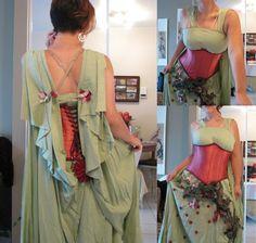 Dryade Costume