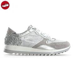 IGI & Co Damen Halbschuh/Schnürer/Sneaker perla/argento (Silber) 7771200 (*Partner-Link)