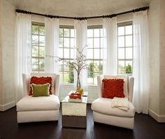 Window treatments for bedroom - www.ibb.com IBB Design Dallas/Fort Worth, TX