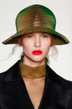 Cool Chic Style Fashion: ria keburia mercedes-benz fashion week russia ss14