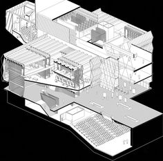 LAAB - Architecture | www.LAAB.pro Melbourne Faculty of Architecture Melbourne, Australia Designed by LAAB Team: Otto Ng