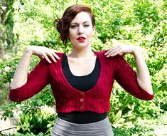 Deep Fall 2013 ~ knitty.com