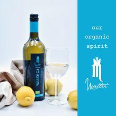 VALLENGA ...our organic spirit! Spirit, Organic, Wine, Drinks, Bottle, Drinking, Beverages, Flask, Drink