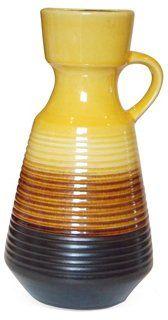 1960s Dumler Breiden German Vase