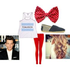 """""""Tomlinson"""" by directioner-belieber-swagger on Polyvore"""