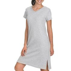 7b3eafc6de Industries Needs — Jockey Women Solid Sleepshirt - Plus Size 333500x...  Women s Sleep