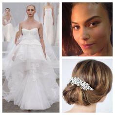 2015 Bridal Look