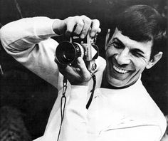 A look at Vulcans, why they Are Not Logical, & our fave Vulcan, Leonard Nimoy.