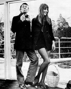 Jane Birkin & Serge Gainsbourg: