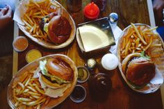Tommi's Burger Joint, Chelsea  ~Your mouth watering yet?