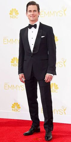 Emmy Awards 2014: Arrivals : People.com//Matt Bomer