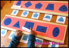 Montessori Metal Resaques
