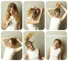 Hair How-To: Mastering Bungees | Divine Caroline