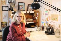Roz Chast's Dark Humor at The Museum of the City of New York http://lnk.al/hJj