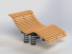 Relax, Outdoor Furniture, Outdoor Decor, Sun Lounger, Home Decor, Chaise Longue, Decoration Home, Room Decor, Keep Calm