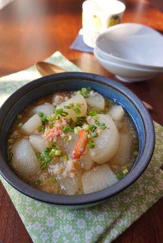 大根とカニ缶の含め煮 by 楠みどり | レシピサイト「Nadia | ナディア ...