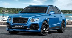 Startech Aiming To Make Your Bentley Bentayga Stand Out Even More