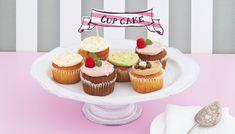 アメリカ・ニューヨークで大人気のカップケーキ店が日本にも上陸し話題に。カラフルなクリームやトッピングでかわいく、おいしく、おうちで手作りしましょ!