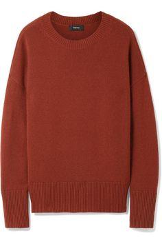 Theory   Karenia cashmere sweater   NET-A-PORTER.COM