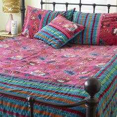 I pinned this Kerala Comforter from the Bohemian Rhapsody event at Joss and Main!
