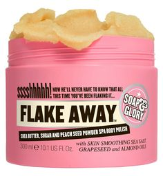 "Soap  Glory ""Flake Away"" Body Polish luxury beauty products - http://amzn.to/2hu7dbB"