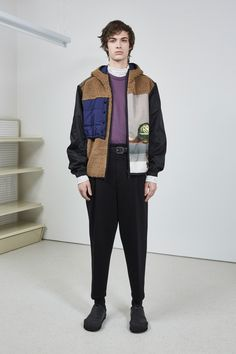 See the complete 3.1 Phillip Lim Fall 2018 Menswear collection.