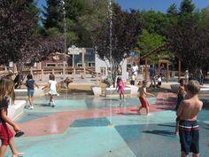 Howarth Park, Santa Rosa, California- Bing Images