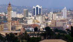 Kampala im Uganda Reiseführer http://www.abenteurer.net/3340-uganda-reisefuehrer/