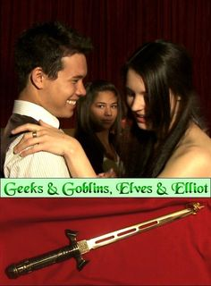 Geeks and Goblins, Elves and Elliot 2010 Internet Movies, Top Movies, Geeks, Elves, Geek Stuff, Geek, Fairies