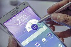 VIDEO: Samsung Galaxy Note Edge vs Galaxy Note 4
