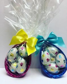 Chocolate Wrapping, Candy Crafts, Easter Chocolate, Easter Recipes, Food Gifts, Easter Baskets, Easter Crafts, Caramel, Holiday Parties