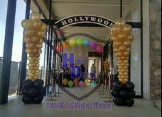 Oscares de globos