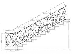 Сделать кованые перила своими руками не так-то просто. Подбираем эскиз кованых перил, рисунок или фото. Изготавливаем кованые ограждения для лестниц. Уличные кованые перила для крыльца, дома или балкона. Наносим патину на кованые элементы перил.