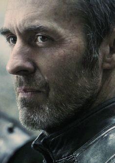 Stephen Dillane as Stannis Baratheon in Game of Thrones